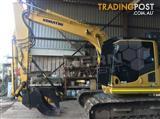 Heavy Duty Mechanical Excavator Grabs