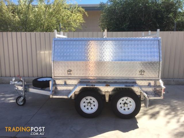 8X5 Tradesman Aluminium Canopy Trailer & 8X5 Tradesman Aluminium Canopy Trailer for sale in Pooraka SA ...