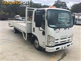 2010 isuzu nlr200 long tray