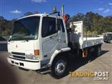 FIGHTER 7 TIPPER WITH DROPSIDES