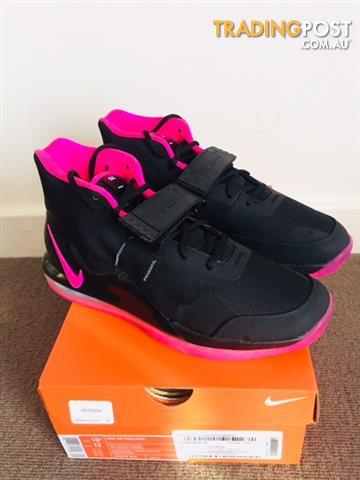 Nike Air Force Max Basketball Shoes Size 10 5