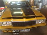 1976 Holden One Tonner with DRAG MOTOR