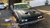 1976 ford falcon xc ute gs