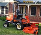 Kubota out front F3680 72inch ride on mower