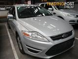 11 FORD MONDEO MC LX TDCI HATCHBACK 5DR PWRSHIFT 6SP 2.0DT  HATCHBACK