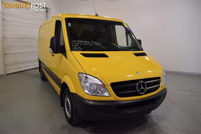 2010 mercedes benz sprinter 313cdi low roof mwb ncv3 my10 for 2010 mercedes benz sprinter for sale