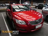 2006 TOYOTA AURION AT-X GSV40R 4D SEDAN