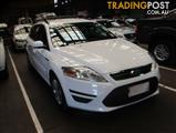 10 FORD MONDEO MB MY11 LX TDCI WAGON 5DR PWRSHIFT 6SP 2.0DT  WAGON