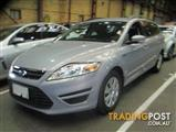 10 FORD MONDEO MC LX TDCI WAGON 5DR PWRSHIFT 6SP 2.0DT  WAGON