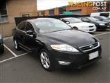 2012 FORD MONDEO ZETEC MC 5D HATCHBACK