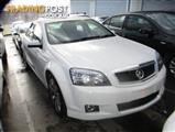 2014 HOLDEN CAPRICE (LPG) WN 4D SEDAN
