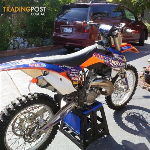 2013 ktm 125 sx 125cc my13 motocross for sale in. Black Bedroom Furniture Sets. Home Design Ideas