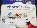 VERBATIM DVD PHOTO SAVER 3 DISC'S PER PACK VerbatimÕs PhotoSa