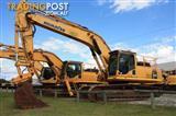 Komatsu  Tracked-Excav Excavator