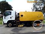 Isuzu FRR600 Sweeper Truck