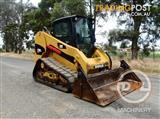 Caterpillar 279C Skid Steer Loader