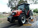 Massey Ferguson 3635 FWA/4WD Tractor