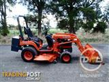 Kubota BX2230 FWA/4WD Tractor
