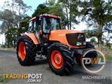 Kubota M125X FWA/4WD Tractor