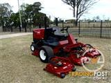Toro Groundsmaster 4500-d Wide Area mower Lawn Equipment