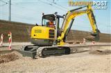 Wacker Neuson 50Z3 Tracked-Excav Excavator
