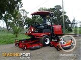 Toro GroundsMaster 4000 D Wide Area mower Lawn Equipment