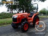Kubota L3800HD FWA/4WD Tractor