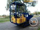 Canycon S100 All Terrain Dumper Off Highway Truck