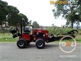 Toro ProSneak  Trencher Trenching