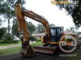 Case CX135 Tracked-Excav Excavator