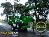 Bandit 1590 Wood Chipper Forestry Equipment