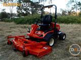 Kubota F3680 Front Deck Lawn Equipment