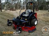 Toro Groundsmaster 7210 Zero Turn Lawn Equipment