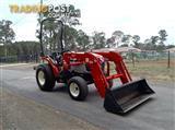 Yanmar EF 235 FWA/4WD Tractor