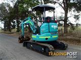 Kobelco SK28SR-6 Tracked-Excav Excavator