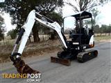 Bobcat 324 Tracked-Excav Excavator
