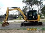 Caterpillar 308E2CR Tracked-Excav Excavator