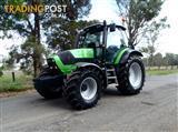 Deutz Fahr Agrotron 615 FWA/4WD Tractor