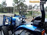 New Holland Boomer 50 FWA/4WD Tractor
