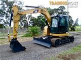 Caterpillar 308ECR Tracked-Excav Excavator