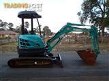 Kobelco SK27 Tracked-Excav Excavator