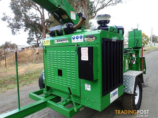 Bandit-990HD-Wood-Chipper-Forestry-Equipment