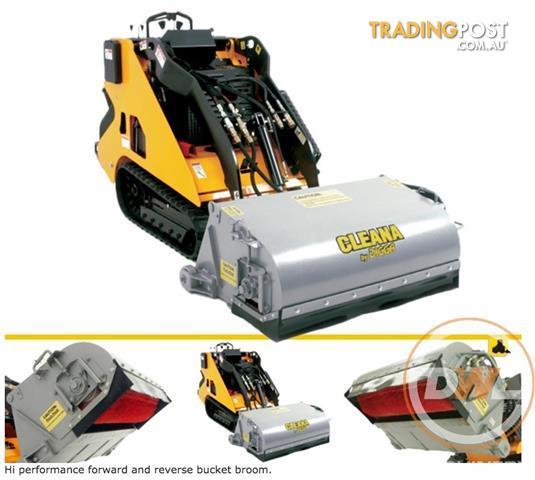 Bobcat Machine Attachments