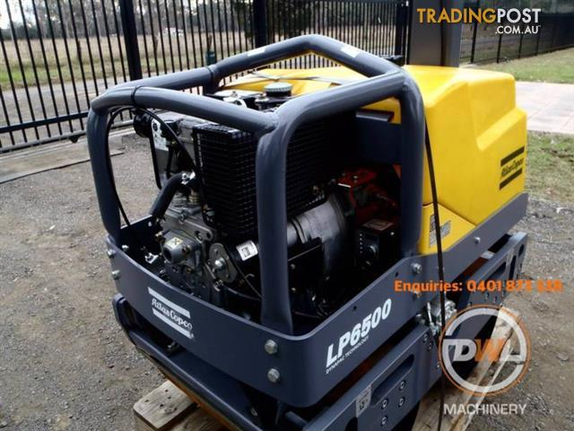 Dynapac LP6500 Atlas Copco Vibrating Roller
