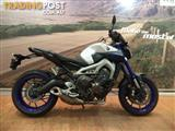 2015 Yamaha MT-09   Sports