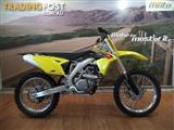 2015 Suzuki RM-Z450   Motocross