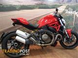 2014 Ducati Monster 1200   Road