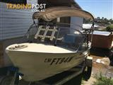 QUINTREX BOAT 4.2 RUNABOUT