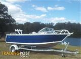 Seacraft Bayrunner 490 hull only