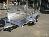 Ausmarine Box trailer 8x4GT